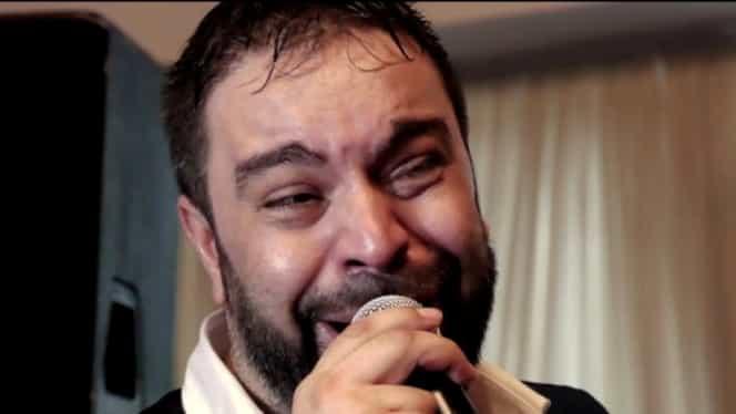 Florin Salam a fugit de la o nuntă, în timp ce cânta! Imaginile care au făcut furori pe internet