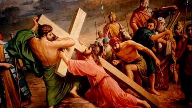 Rugăciunea pe care e bine să o spui în Vinerea Mare! Creştinii o rostesc azi pentru ajutor de la Dumnezeu