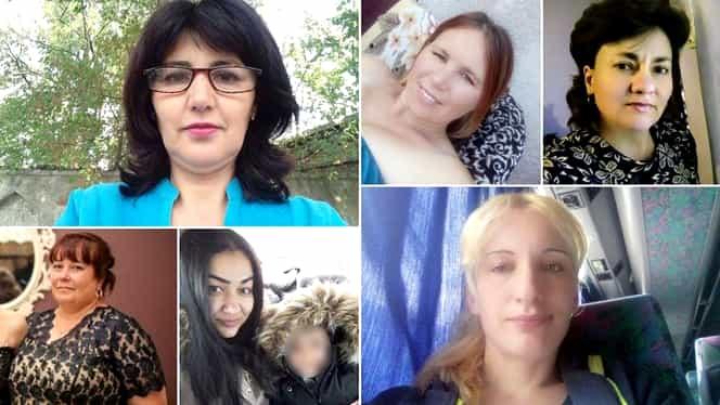 Opt înmormântări au loc azi în Munteni, în urma accidentului din Ialomița. Copiii își conduc mamele pe ultimul drum