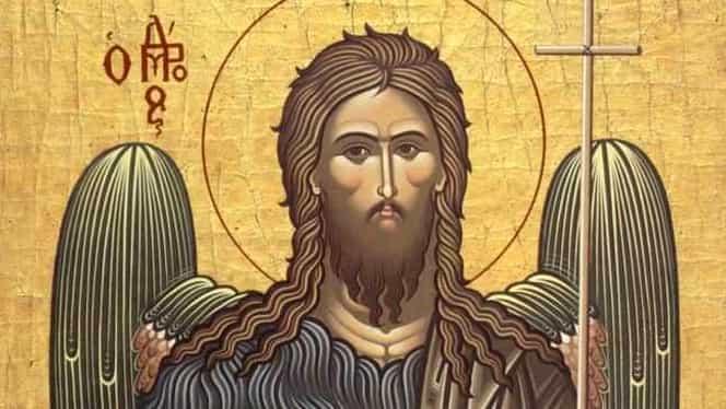 Ce nu ai voie să faci pe 7 ianuarie. Tradiții și superstiții de Sfântul Ioan Botezătorul