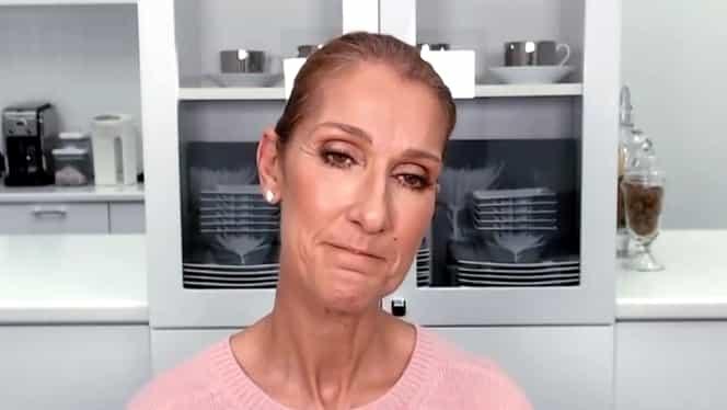 """Celine Dion, mesaj emoționant despre medicii care luptă cu coronavirusul: """"Sunt atât de mulți eroi"""" – Video"""