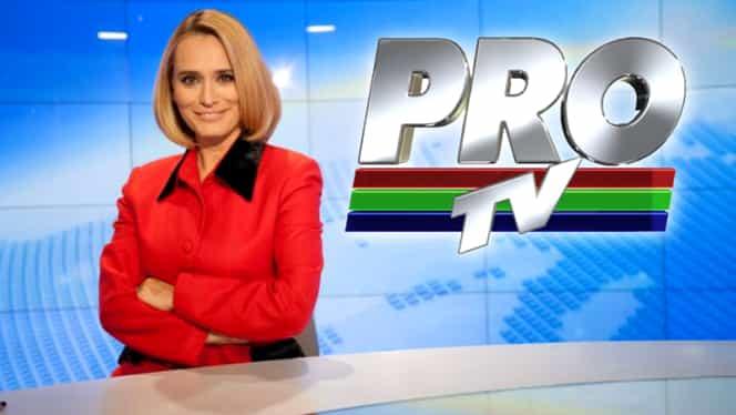 """Cine o poate """"DETRONA"""" pe ESCA de la pupitrul ŞTIRILE PRO TV"""