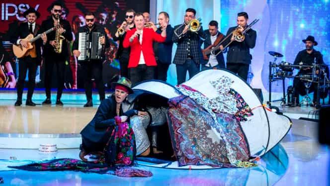 Momente incendiare cu Ilinca Vandici la Bravo, ai stil, de la Kanal D! Ce a făcut prezentatoarea în Gală