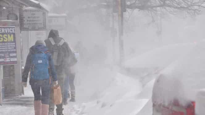 Școli închise din cauza ninsorilor. Ce judeţe au suspendat cursurile. Lista actualizată UPDATE