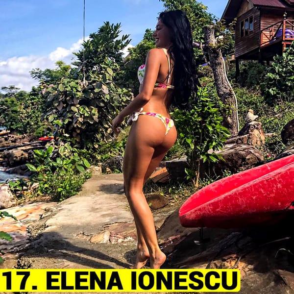 TOP 20 – Cele mai sexy posterioare ale vedetelor din România. Nu te aşteptai ca tocmai ea să fie pe primul loc