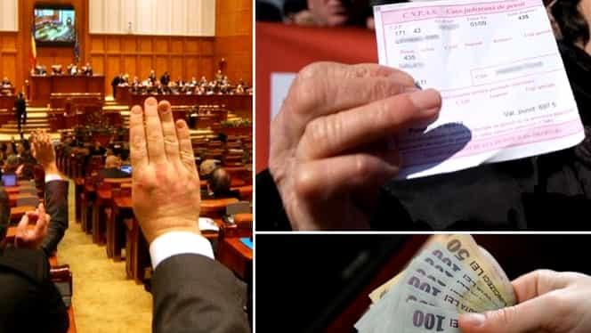 Parlamentarii nu se lasă: Nou proiect privind pensii speciale pentru aleşii locali