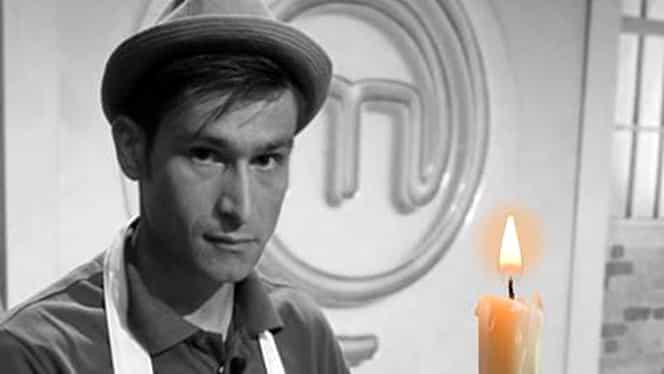 Ramon Chicireanu, fost concurent la Masterchef, a murit! A fost răpus de cancer