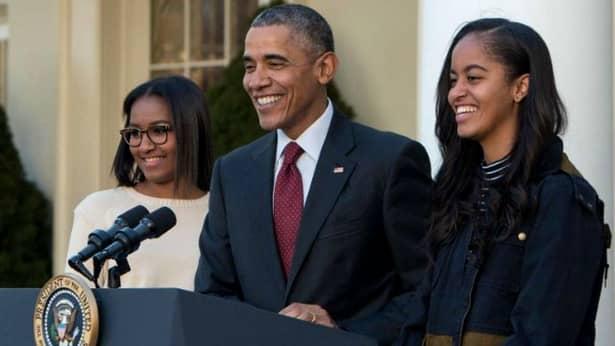 Cât de frumoasă este Malia, fiica cea mare a lui Barack Obama