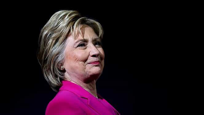 Hillary Clinton, 76% şanse să fie preşedintele SUA