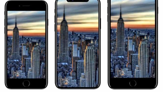 Apple lansează noul iPhone 8 pe 12 septembrie! Cum arată! GALERIE FOTO
