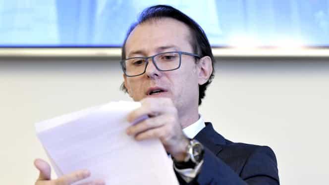 Florin Cîțu a anunțat ce se va întâmpla cu taxele în 2020. Anunțul îi vizează pe toți românii