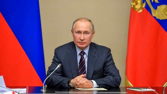 """Putin : """"Rușii și ucrainenii sunt același popor. Diferențele lingvistice au apărut din cauza polonezilor"""""""