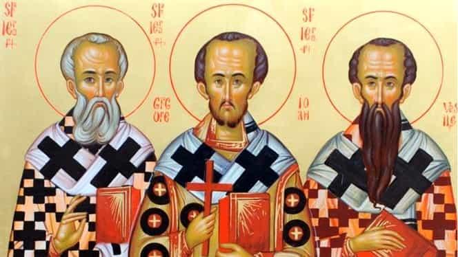 Tradiții și obiceiuri de Sfinții Trei Ierarhi. Este total interzis să faci așa ceva pe 30 ianuarie