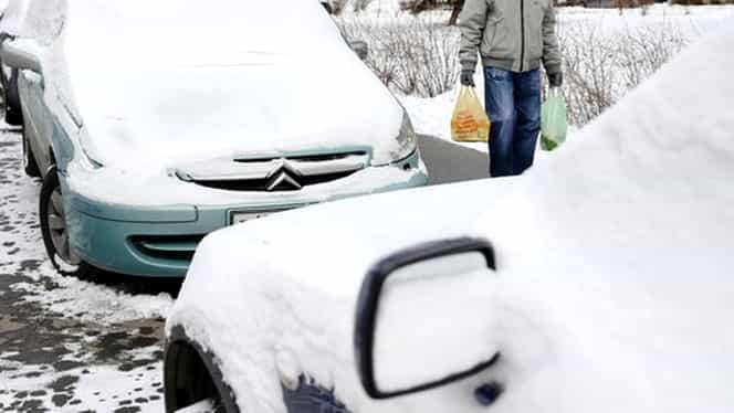 Avertisment de la meteorologi. Iarna pune stăpânire pe România. Valul de aer polar care ajunge în ţara noastră va aduce ninsori chiar şi în Bucureşti