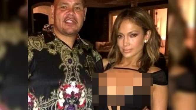 GALERIE FOTO / Jennifer Lopez, apariţie incendiară de ziua ei