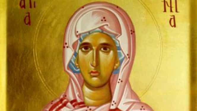 Calendar ortodox 24 decembrie. Este prăznuită Sfânta Muceniță Eugenia