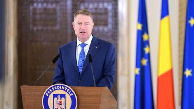 """Klaus Iohannis, mesaj pentru românii din Marea Britanie: """"Voința Regatului Unit trebuie respectată"""""""