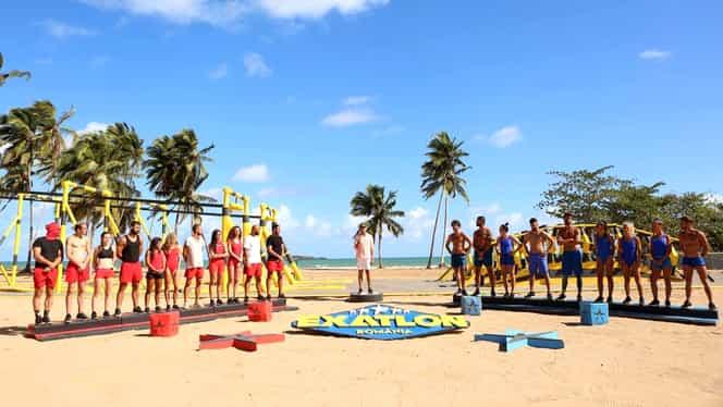Exatlon sezonul 3. Ei sunt concurenții din echipa Faimoșilor