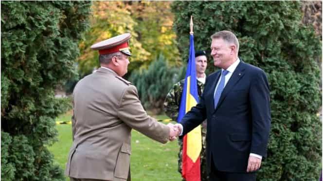 Nicolae Ciucă a fost trecut în rezervă de Iohannis. Șeful Statului Major este propus pentru postul de Ministru al Apărării