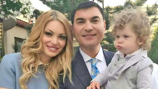 Valentina Pelinel, în vacanță cu micuțul Milan. Cum se răsfață soția lui Cristi Borcea