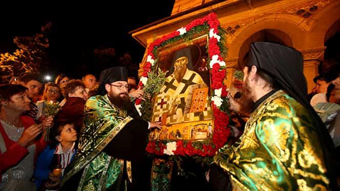 Calendar ortodox 15 septembrie 2019. Biserica îl cinstește pe Sfântul Ierarh Iosif cel Nou de la Partoș, protectorul pompierilor