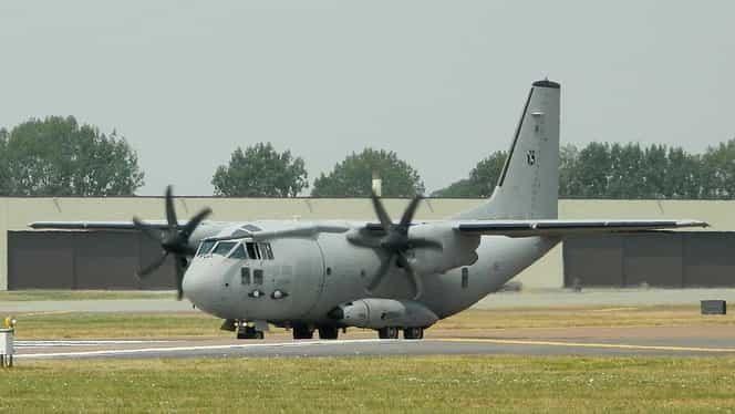 Alți nouă români din Italia vor fi aduși în țară cu o aeronavă militară. Este al doilea transport de acest tip