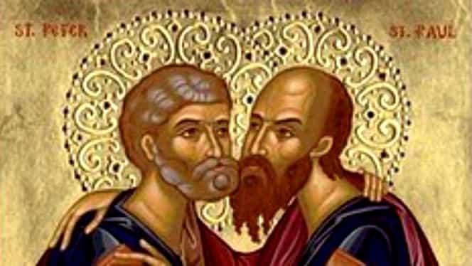 Calendar ortodox 16 ianuarie: sfântul apostol Petru