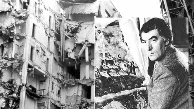 39 de ani de la cutremurul din 1977. Cum arată astăzi locul în care Toma Caragiu şi-a pierdut viaţa
