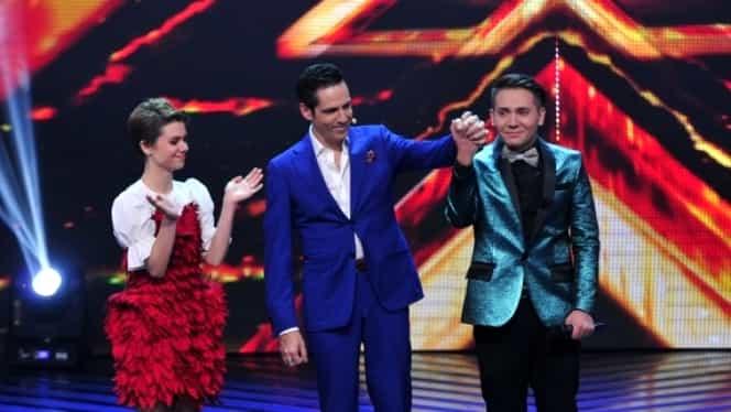 Cîştigătorul de la X-Factor s-a cuplat cu o englezoaică logodită!