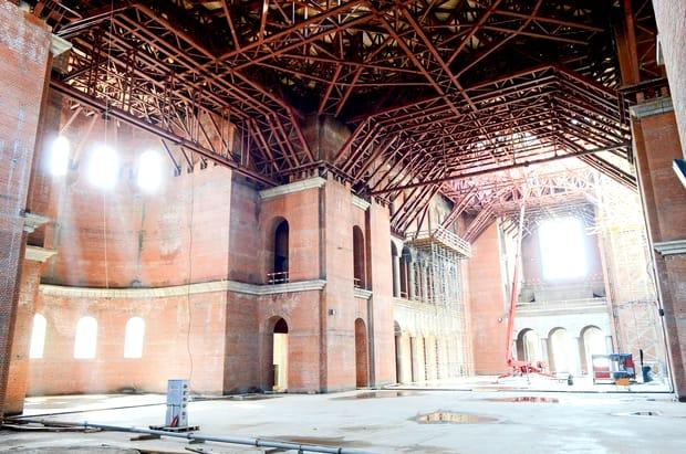 Cum arată Catedrala Mântuirii Neamului, înainte de sfințire! Care este stadiul lucrărilor. FOTO