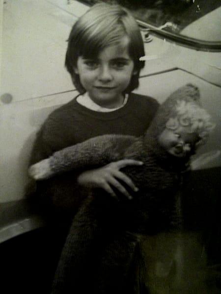 Incredibil! Cum arăta Iulia Albu în tinereţe. Imagini rare cu ea înainte să fie celebră
