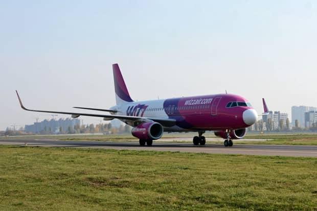Wizz Air suspendă toate zborurile de la Timişoara, Craiova şi Sibiu. Decizia se aplică până la 1 mai