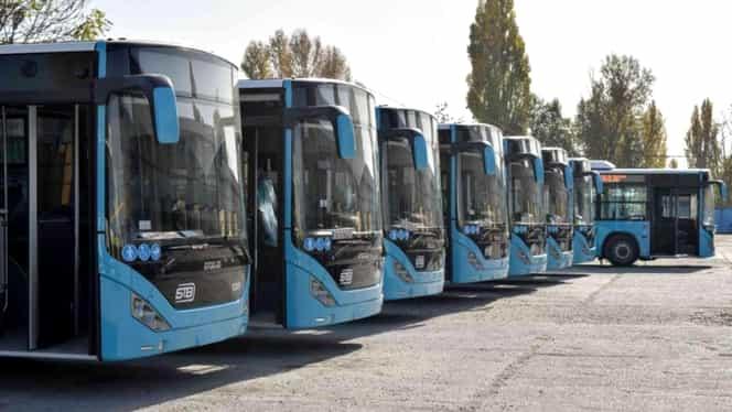 Măsurile STB în plină epidemie de gripă: ce se întâmplă cu autobuzele la capăt de linie