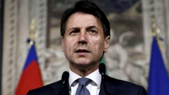 """Italia oprește producția în lupta pentru stoparea coronavirusului. """"Încetinim motorul productiv al ţării, dar nu îl oprim"""""""