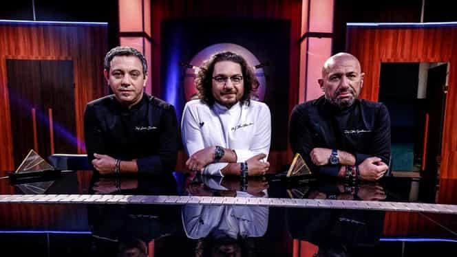 Emisiunea Chefi la Cuțite Live Stream Online pe Antena 1 – Ediția de luni, 23 septembrie
