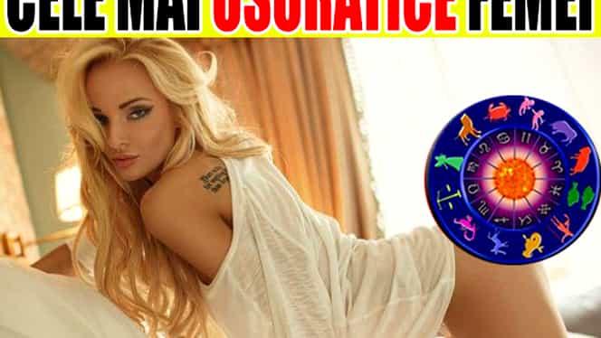 Topul celor mai UŞURATICE FEMEI în funcţie de zodie! Horoscopul FIDELITĂŢII îţi dezvăluie secretele!