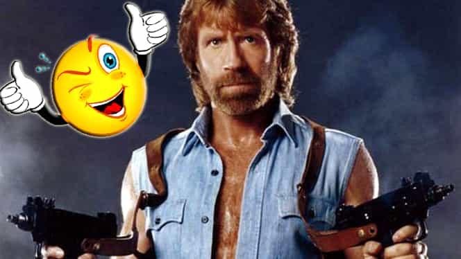 Cele mai noi bancuri cu Chuck Norris