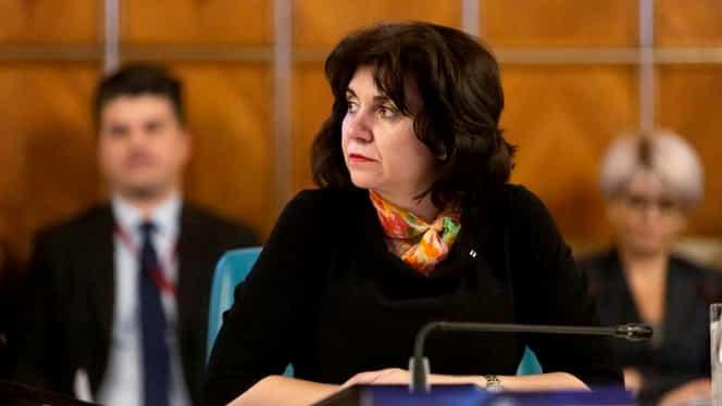 Monica Anisie, ministrul Educației, anunț de ULTIMA ORĂ! Se introduce o nouă materie școlară