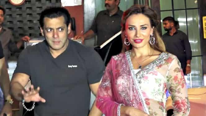 Ce cadou a primit Iulia Vântur de ziua ei de la Salman Khan. Toată presa din India vorbește despre asta!