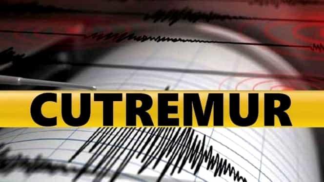Cutremur în această dimineaţă în România! Ce magnitudine a avut