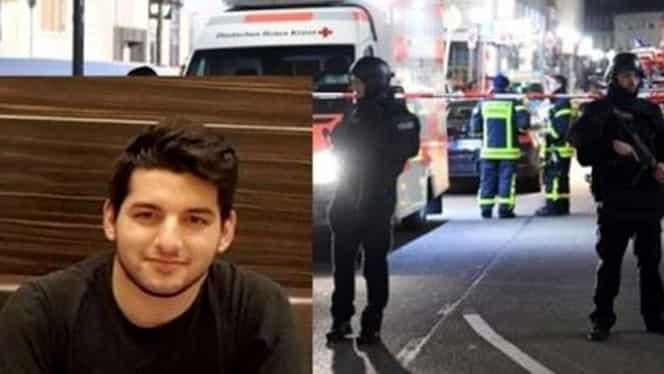 Cine este românul ucis în atacul armat din Germania! Vili Viorel Păun ieșise la cumpărături în cartierul turcesc