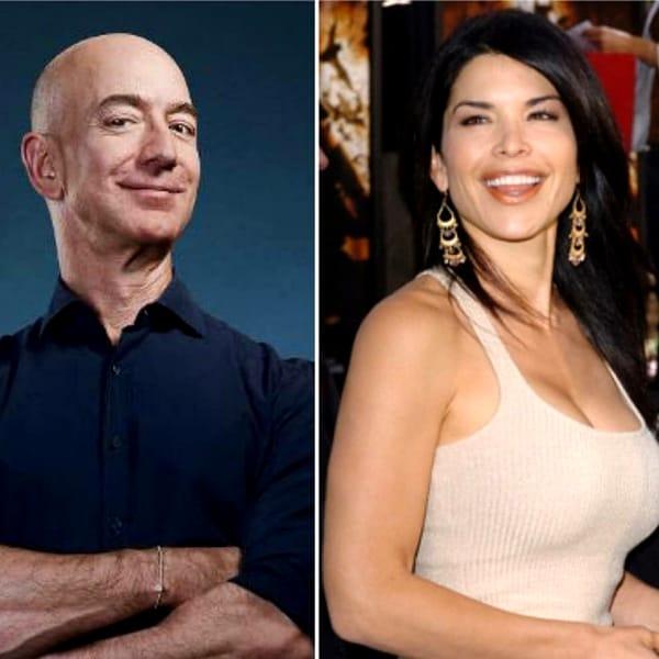 Lauren Sanchez și Jeff Bezos s-au cunoscut la o petrecere