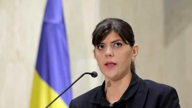 De ce a depus Laura Codruța Kovesi plângerea la CEDO. A dezvăluit chiar ea motivul