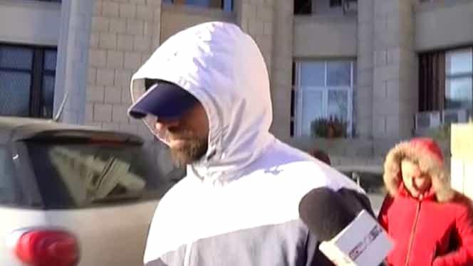 """Fiica lui Gheorghe Dincă, reacţie incredibilă după ce fratele ei a lovit jurnalişti: """"S-a împiedicat"""" Video"""