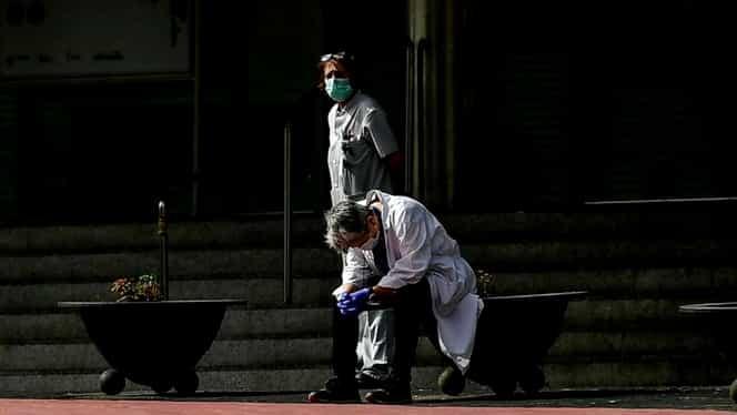 """Un medic din Spania, avertisment pentru tineri: """"Nu sunteți nemuritori"""""""