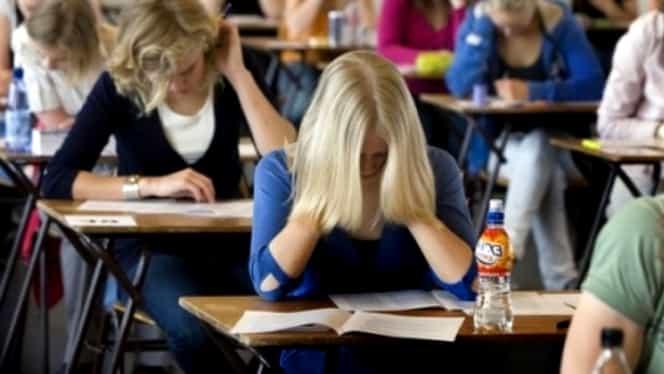 Dezastru la simularea examenului de Evaluare Naţională!