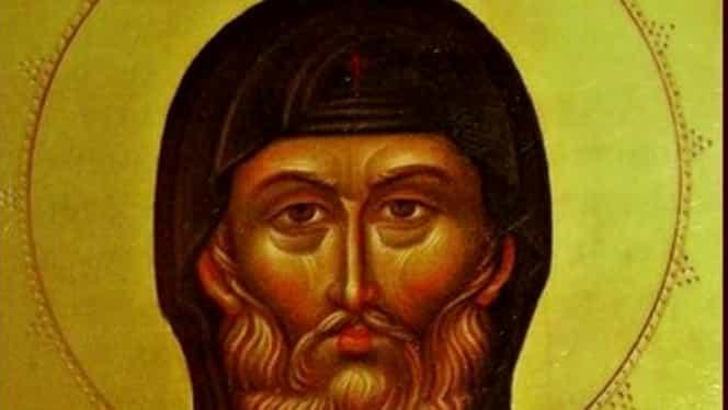 Calendar ortodox, miercuri, 20 noiembrie. Este pomenit Sfântul Cuvios Grigorie Decapolitul. Zi de post