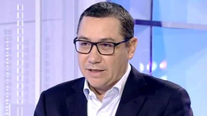 """Motivul pentru care Victor Ponta o dă în judecată pe Dăncilă: """"Îmi pare rău!"""""""