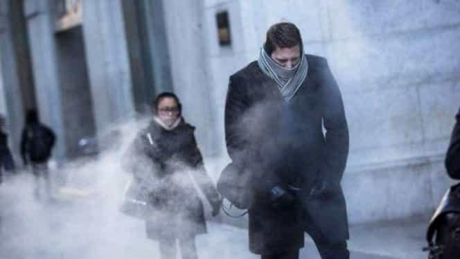 România, traversată de o masa de aer arctic! Vremea se va răci brusc