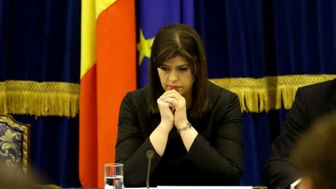 Cererea de recuzare a Adinei Florea a fost respinsă! Ce se întâmplă cu Laura Codruța Kovesi acum